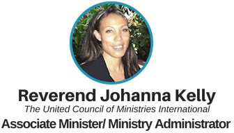 Johanna Kelly Associate Minister of Unity Church of Hawaii