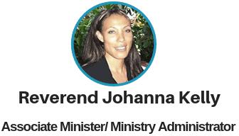 Rev. Johanna Kelly